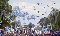 """Hanoi feiert den 20. Jahrestag der Titelverleihung """"Stadt für Frieden"""""""