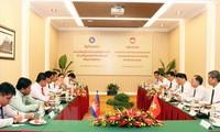 Vietnam und Kambodscha verstärken die Zusammenarbeit in der Vaterländischen Front