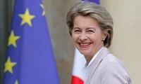 Erste Präsidentin der Europäischen Kommission