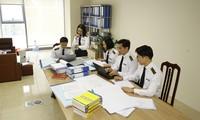 Vertreter des KPV-Sekretariats Tran Quoc Vuong tagt mit staatlichem Rechtnungshof
