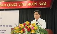 Vietnam-Schweiz: Anwendung von Technologie der Fernerkundung und Versicherung in der Reisproduktion