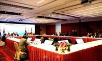 Zusammenarbeit zwischen Mekong und Südkorea und zwischen Mekong und Japan verstärken