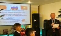 Freundschaftliches Treffen zwischen Vietnam und Russland