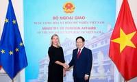 Zusammenarbeit zwischen Vietnam und EU weiter vorantreiben
