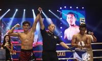 Internationale Thaiboxen-Meisterschaft 2019 in Ho Chi Minh Stadt