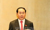 President calls for greater unity for nation's prosperity