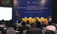 APEC mulls ways to attract SMEs to logistics industry