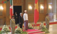 Party leader wraps up visits to Indonesia, Myanmar