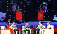 Vietnam-China defense exchange program consolidates mutual trust