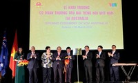 VOV bureau in Australia inaugurated