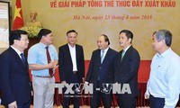 Vietnam aims for 15%-20% export growth