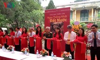 Exhibition marks Reunification Day