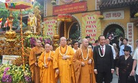 Vesak commemorated across Vietnam