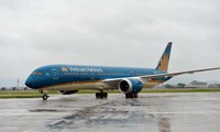 Vietnam Airlines reschedules Da Nang-Narita flights due to storm Shanshan