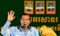 Cambodian PM to attend funeral for President Tran Dai Quang