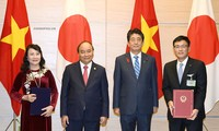 Vietnam, Japan advance extensive strategic partnership