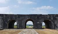 US funds renovation of Ho Dynasty Citadel gate