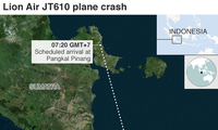 No survivors expected from crashed Indonesian plane