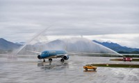 Van Don international airport inaugurated