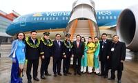 Vietnam Airlines opens HCM city-Van Don route