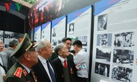Youth Union exhibition fuels young people's patriotism