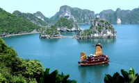Ha Long Bay in CNN's list of 25 most beautiful places worldwide