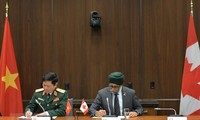 Stronger defense ties to boost Vietnam-Canada comprehensive partnership
