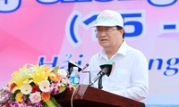 Vietnam launches first national week on disaster preparedness