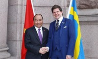 Swedish parliament speaker pledges to push through EU-Vietnam free trade deal