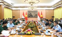 Vietnam, Indonesia hold first-ever defense policy dialogue