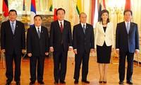 เวียดนามมีส่วนร่วมสำคัญและเป็นสมาชิกที่เข้มแข็งในความร่วมมือแม่โขง-ญี่ปุ่น