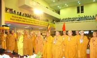 พุทธสมาคมเวียดนามมีส่วนร่วมส่งเสริมพลังความสามัคคีชนทั้งชาติ
