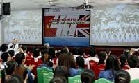 วันงานแห่งวัฒนธรรมเวียดนาม-อังกฤษ