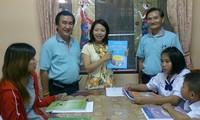 ชมรมชาวเวียดนามในประเทศไทยมีส่วนร่วมพัฒนาความสัมพันธ์เวียดนาม-ไทย
