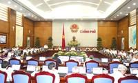 รัฐบาลประชุมประจำเดือนมิถุนายน