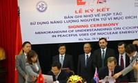 เวียดนามใช้พลังงานปรมาณูเพื่อเป้าหมายสันติภาพ