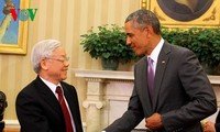 กิจกรรมสำคัญในความสัมพันธ์ระหว่างเวียดนามกับสหรัฐ