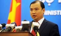 เวียดนามเรียกร้องให้ไต้หวันยุติปฏิบัติการที่ละเมิดอธิปไตยของเวียดนาม