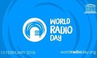 วันวิทยุกระจายเสียงโลก2016 : การกระจายเสียงกู้ชีวิตคน
