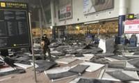 เกิดเหตุระเบิดหลายครั้งสนั่นกรุงบรัสเซลส์
