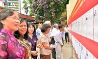 ชาวเวียดนามในต่างประเทศและนักวิชาการจีนเชื่อมั่นในความสำเร็จของการเลือกตั้ง