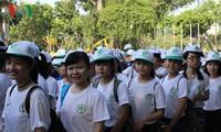 ท้องถิ่นต่างๆในเวียดนามขานรับวันสิ่งแวดล้อมโลก