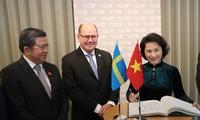 สวีเดนให้ความสำคัญต่อเวียดนาม ซึ่งเป็นหุ้นส่วนสำคัญในอาเซียน