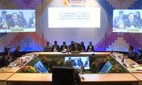 การประชุมรัฐมนตรีร่วมมือแม่น้ำโขง-แม่น้ำคงคา หรือ MGC ครั้งที่ 8