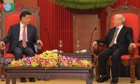 เวียดนามและจีนให้ความสำคัญต่อความสัมพันธ์มิตรภาพและความร่วมมือที่มีมาช้านาน