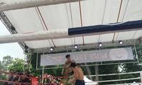 พบปะกับนักมวยไทยชาวเวียดนามที่คว้าแชมป์มวยไทยสมัครเล่นโลก 7 ครั้ง