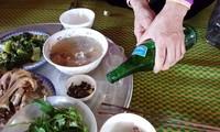 วัฒนธรรมด้านความเลื่อมใสในการดื่มเหล้าของชนเผ่าไทในภาคเหนือ