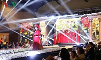 การประกวดรอบชิงชนะเลิศชุด Ao dai สำหรับภรรยาชาวเวียดนามในยุโรป ณ สาธารณรัฐเช็ก