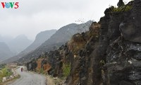 ค้นคว้าเขตที่ราบสูงหินด่งวัน แหม่วหวาก จังหวัดห่ายาง