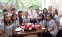 I had the opportunity to be a part of the Thai - Vietnamese Youth Exchange Project back in 2016.